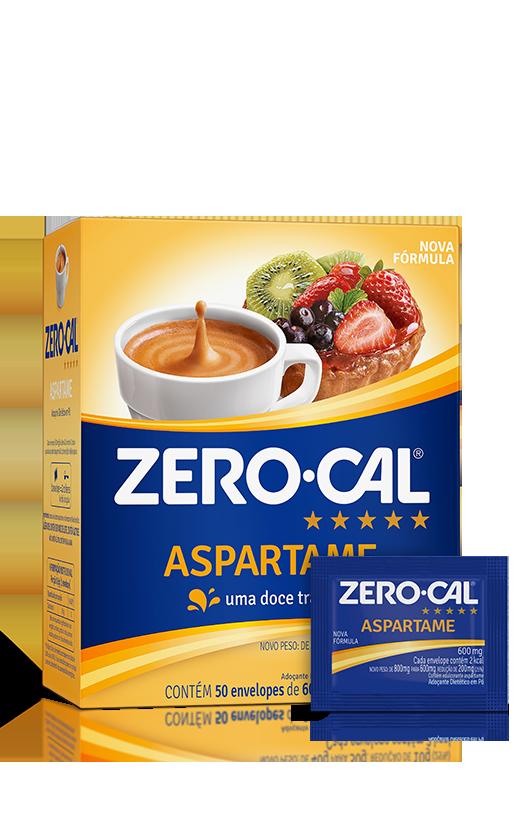 Aspartame frasco