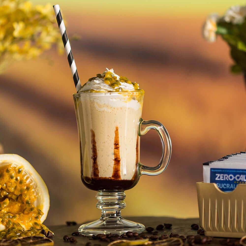 Café-Frapuccino Cream de Maracujá com Vanilla