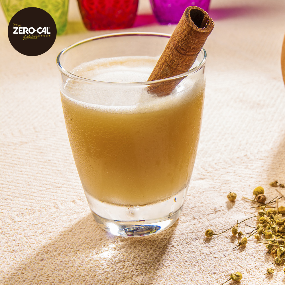 Drink-Cupuaçu com Camomila e Especiarias